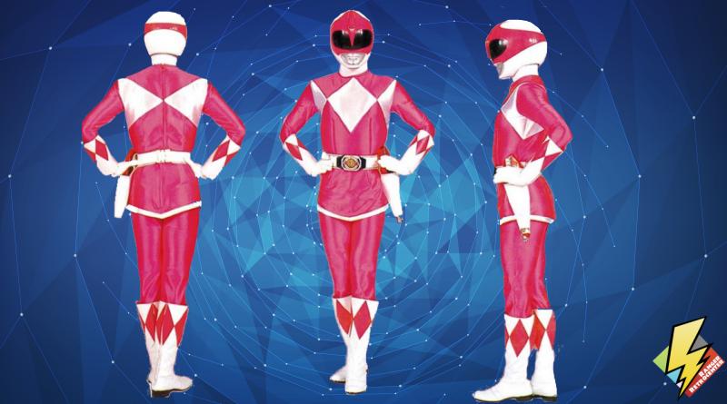 Pink Mighty Morphin Power Ranger
