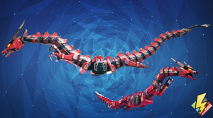Red Dragon Thunderzord