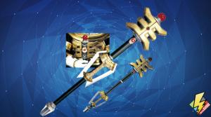Golden Power Staff