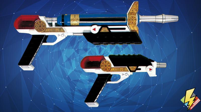 Zeo Laser Pistols