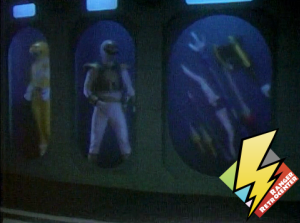 Saba in the Mighty Morphin Museum