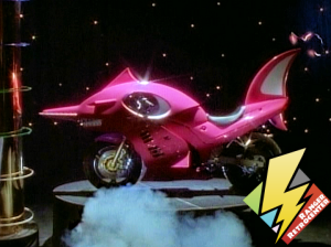 The Pink Shark Cycle