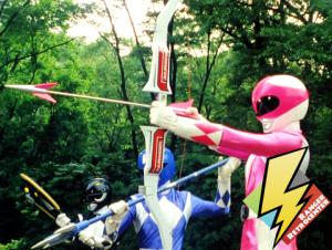 Power Bow and arrow