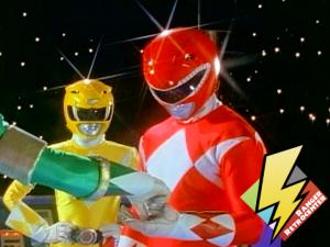 Green Ranger surrenders his Power Coin