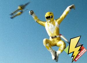 Power Daggers destroying a fake Ranger