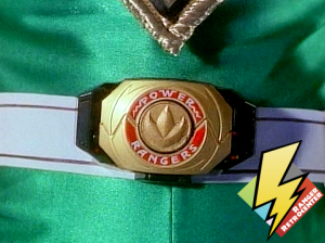Green Ranger's Power Morpher