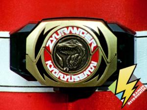 Red Ranger's golden Morpher