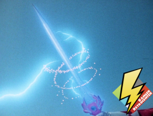 Teleporting through the Power Sword
