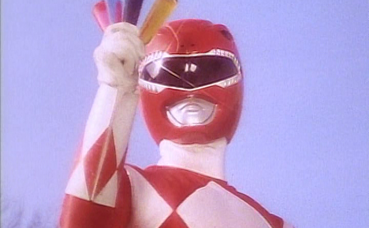 Power Rangers - 1x04 - A Pressing Engagement