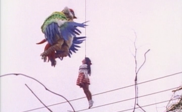 Power Rangers - 1x07 - Big Sisters