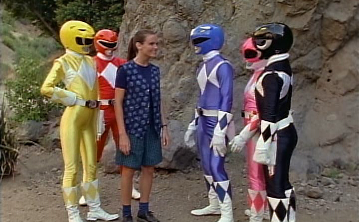 Power Rangers - 1x11 - Peace, Love, and Woe