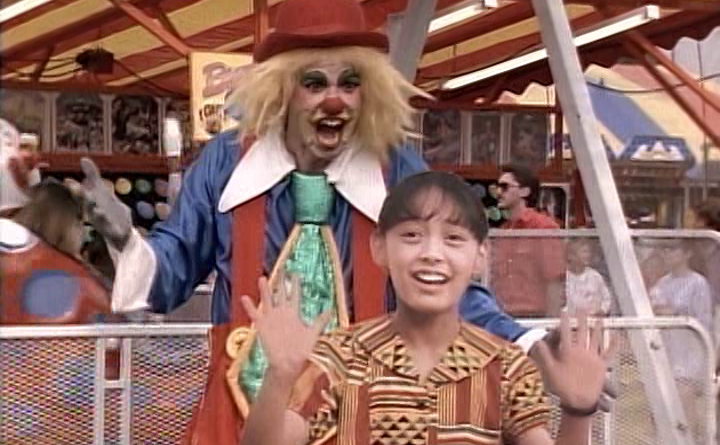 Power Rangers - 1x14 - No Clowning Around
