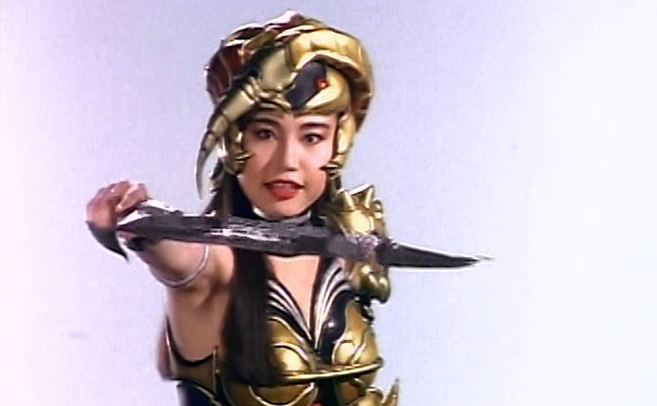 Power Rangers - 1x19 - Green With Evil (3) The Rescue