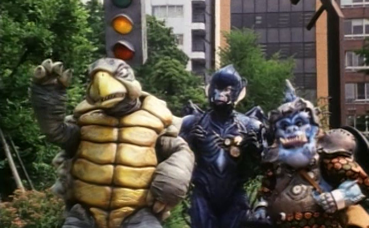 Power Rangers - 1x22 - The Trouble with Shellshock