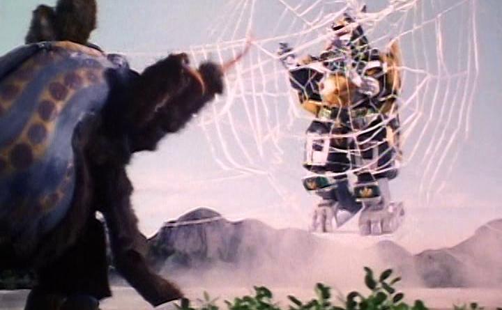Power Rangers - 1x23 - Itsy Bitsy Spider