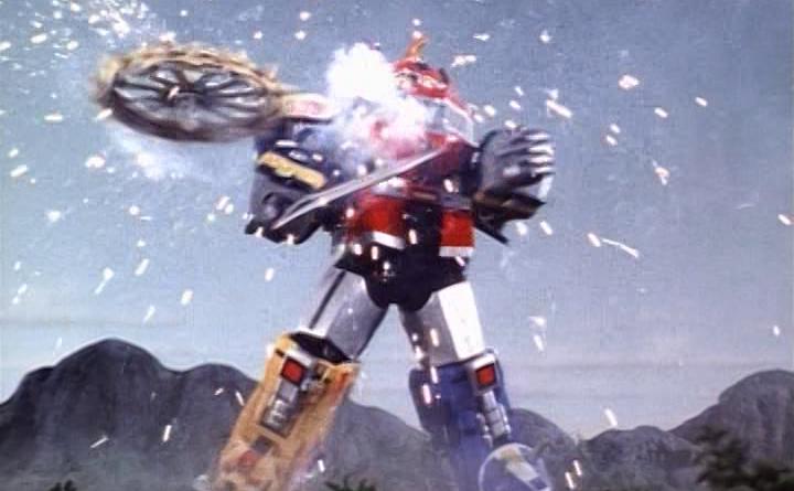 Power Rangers - 1x27 - Wheel of Misfortune