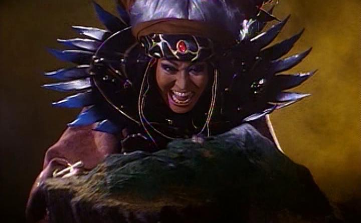 Power Rangers - 1x29 - Island of Illusion (2)