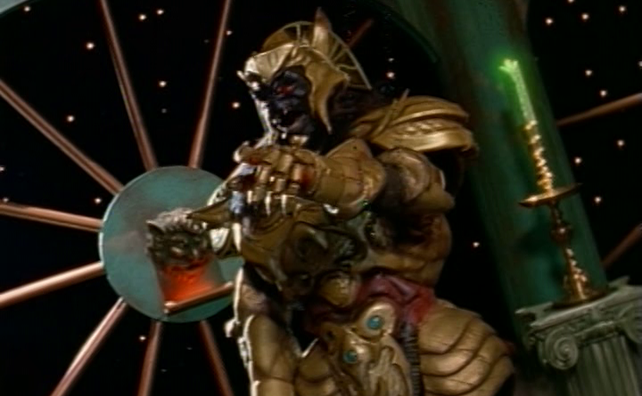 Power Rangers - 1x34 - The Green Candle (1)