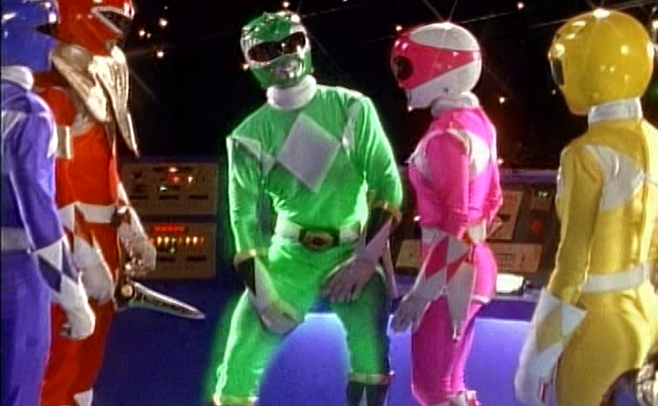 Power Rangers - 1x35 - The Green Candle (2)