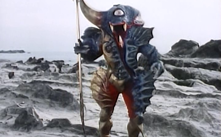 Power Rangers - 1x43 - Something Fishy