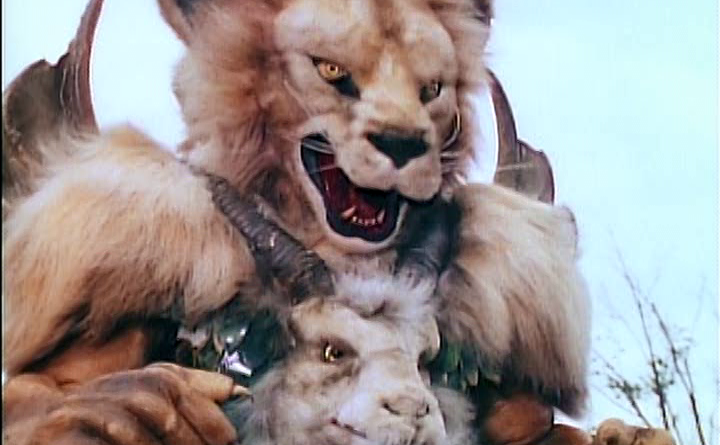 Power Rangers - 1x44 - Lions & Blizzards