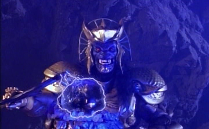 Power Rangers - 1x45 - Crystal of Nightmares