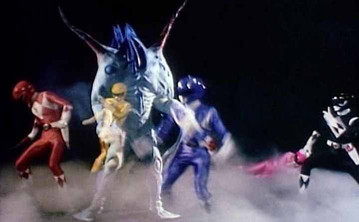 Power Rangers - 1x47 - Reign of the Jellyfish