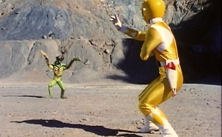 Power Rangers - 1x48 - Plague of the Mantis