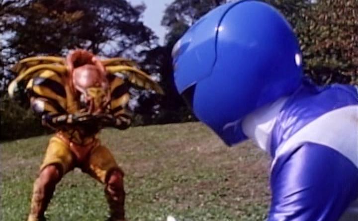Power Rangers - 1x51 - Grumble Bee