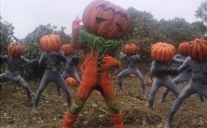 Power Rangers - 1x54 - Trick or Treat