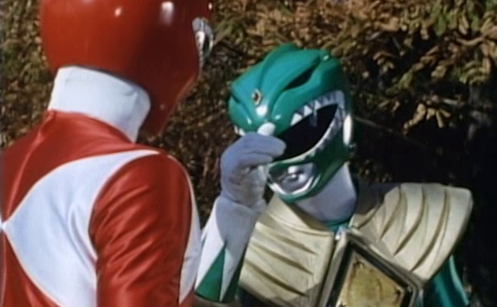 Power Rangers - 1x56 - On Fins and Needles