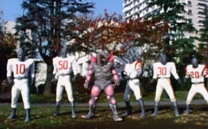 Power Rangers - 1x58 - Football Season