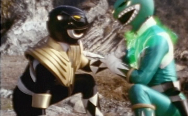 Power Rangers - 1x60 - An Oyster Stew