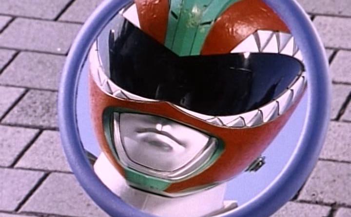 Power Rangers - 2x04 - The Wanna-Be Ranger