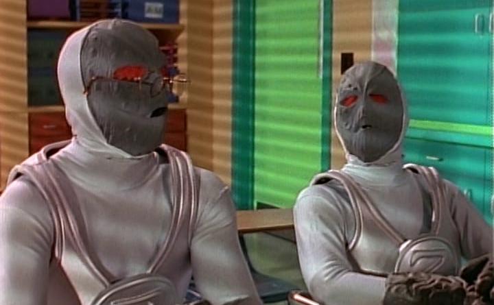 Power Rangers - 2x05 - Putty on the Brain