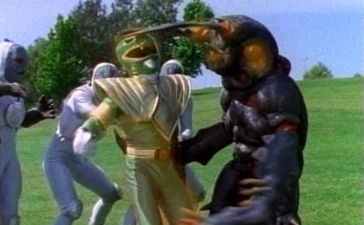 Power Rangers - 2x09 - The Beetle Invasion