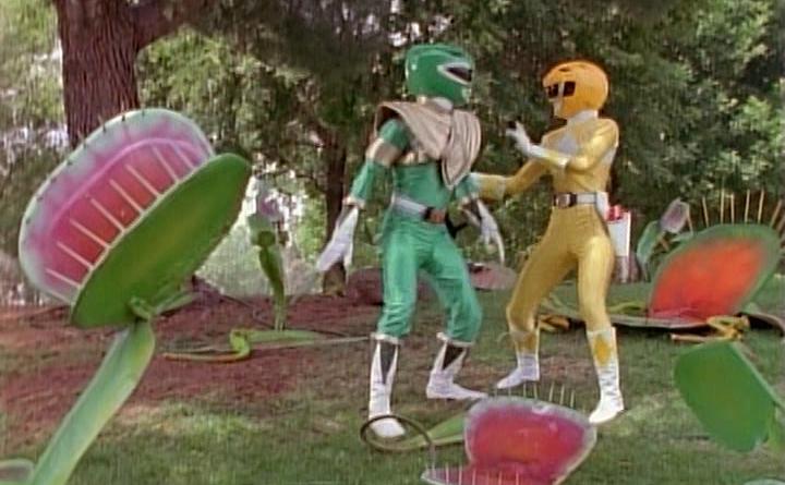 Power Rangers - 2x10 - Welcome to Venus Island