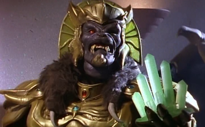 Power Rangers - 2x12 - Green No More (1)