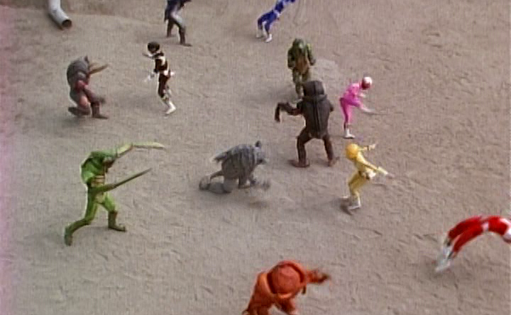 Power Rangers - 2x15 - Orchestral Maneuvers in the Park