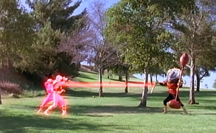 Power Rangers - 2x19 - Two for One