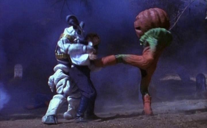 Power Rangers - 2x21 - Zedd's Monster Mash