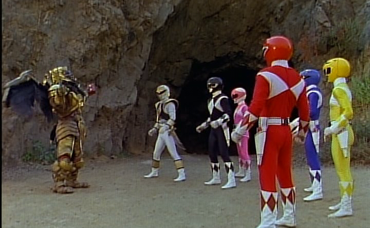 Power Rangers - 2x25 - A Monster of Global Proportions