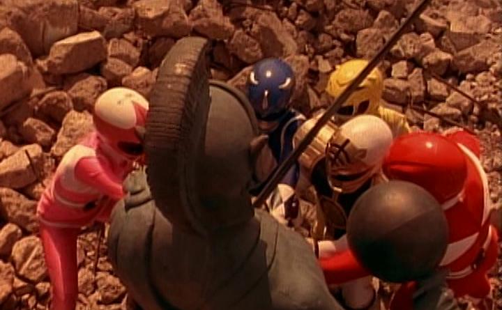 Power Rangers - 2x27 - The Power Transfer (1)