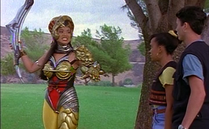 Power Rangers - 2x29 - Goldar's Vice-Versa