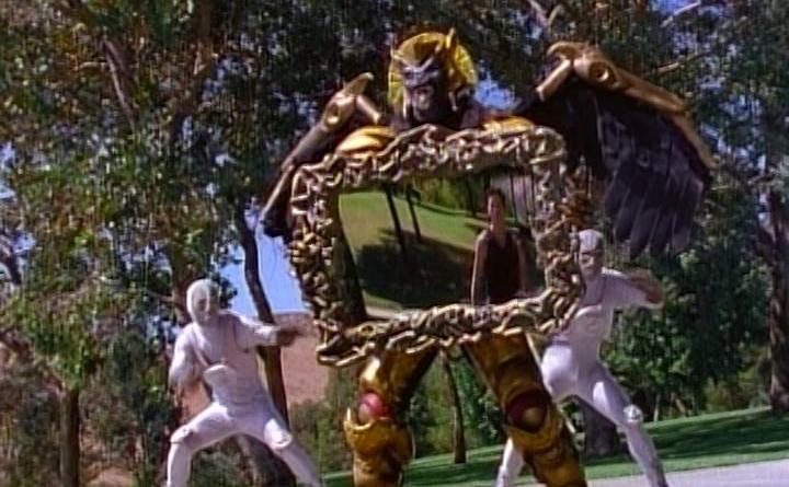 Power Rangers - 2x30 - Mirror of Regret