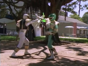 Return of the Green Ranger (2)