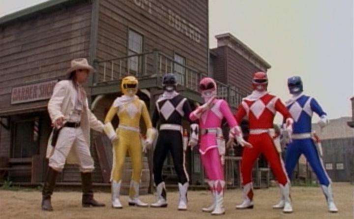 Power Rangers - 2x51 - Wild West Rangers (2)