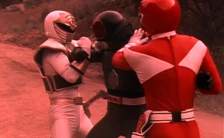 Power Rangers - 3x01 - A Friend in Need (1)