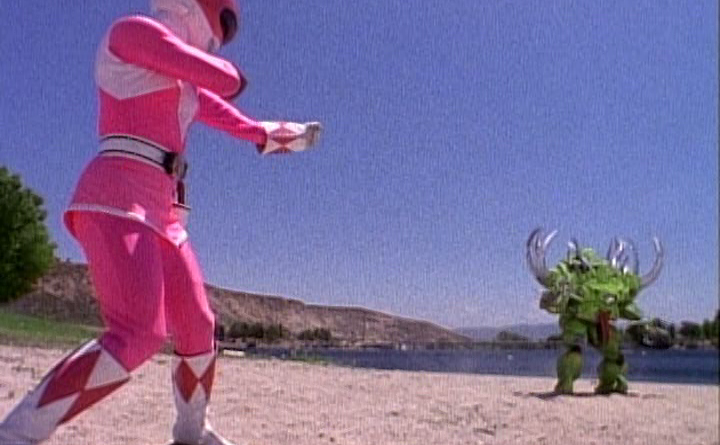 Power Rangers - 3x02 - A Friend in Need (2)