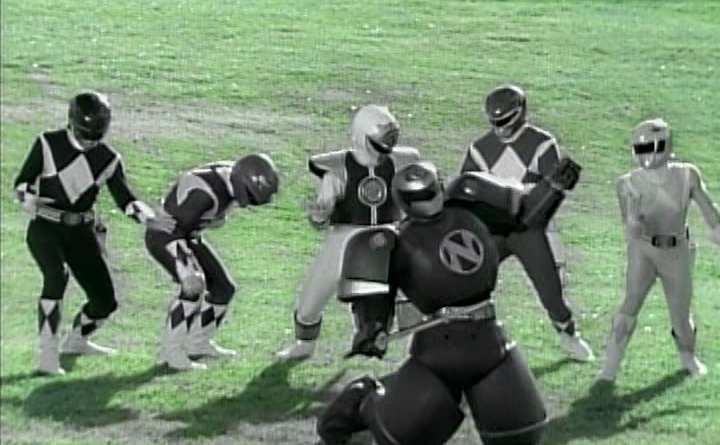Power Rangers - 3x08 - A Brush with Destiny